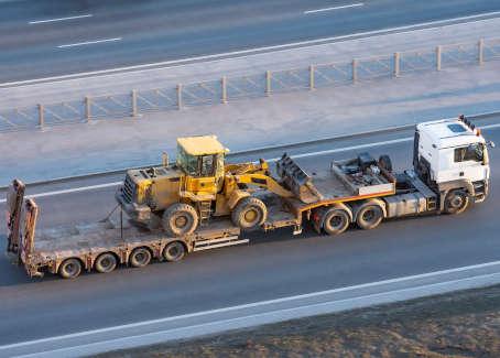 transport engins btp Mons